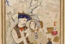 تصویر از گل افشان کن – می خواه و گل افشان کن از دهر چه میجویی – غزل ۴۹۵ – ۵۶۰