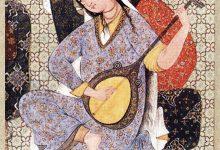 تصویر از طریق عشق – چو دست بر سر زلفش زنم به تاب رود – غزل ۲۲۱ – ۱۵۹