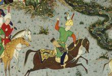 تصویر از جام صبوحی – ببین هلال محرم بخواه ساغر راح – غزل — ۱۱۴